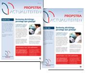 Nieuwsbrief van Accountantskantoor Propstra